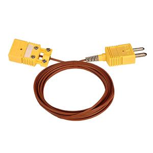 커넥터 연결 써모커플 연장 케이블 | TEC, REC, GEC 시리즈