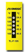 示温材(不可逆性 温度ラベル)| TL-F | TL-F