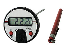 Digital Stem Thermometers | TPD41 and TPD42
