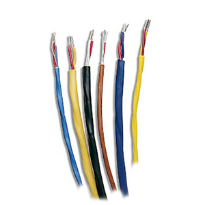 Twisted & Shielded Thermocouple Wire and Extension Wire | TT-(*)-TWSH, FF-(*)-TWSH, EXPP-(*)-TWSH and EXFF-(*)-TWSH