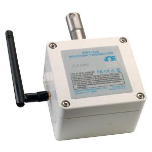 Transmisor inalámbrico de temperatura/humedad relativa | UWRH-2-NEMA