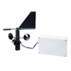 WMS-20 Series anemometer is typically used for meteorological readings