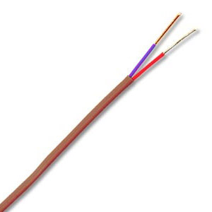 Thermocouple Wire - E Type, Duplex Insulated | E Type Thermocouple Wire