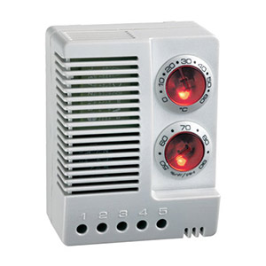 Electronic Hygrotherm | ETF012 Series