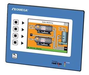 Terminais de Interface do Operador com Display LCD Colorido | IHM da Série G3