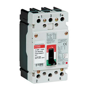 Molded Case Circuit Breakers, Thermal Magnetic Circuit Breakers EGB Series | EGB3000
