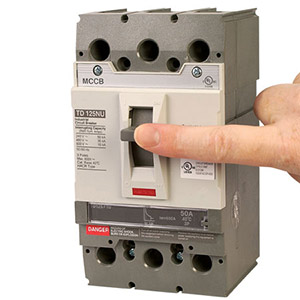 MCCB-UL 489 Listed Molded Case Circuit Breakers | TDTS Series MCCB