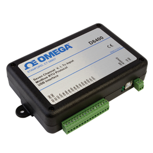 Omega USB signal capture and generation. | D8000_Series