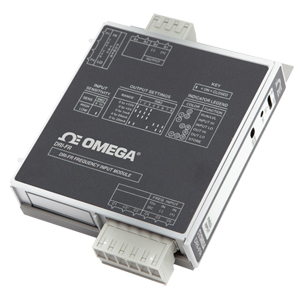 DIN Rail Signal Conditioner | AC Powered Frequency Input | DRI-FR