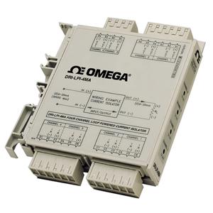 DIN Rail Multi-Channel Isolators   Input Loop Powered   DRI-LPI