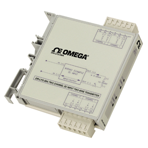DIN Rail with Multi-Channel Isolators | Output Loop Powered | DRI-LPO-Series