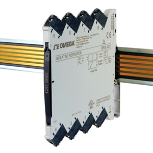 Isolated DIN Rail Repeater | DRSL-DC1