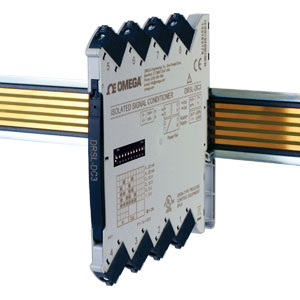 DRSL-DC3- Isolated DIN Rail Signal Conditioner | DRSL-DC3