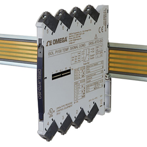 RTD Input DIN Rail Signal Conditioners | DRSL-RTD_Series