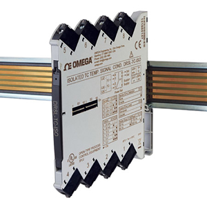 Thermocouple Input DIN Rail Signal Conditioners | DRSL-TC_Series