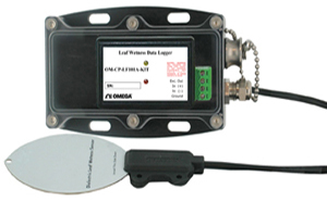 Leaf Wetness Data Logger | OM-CP-LF101A-KIT