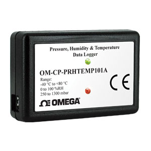 Pressure, Humidity and Temperature Data Logger | OM-CP-PRHTEMP101A
