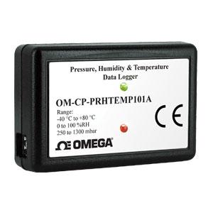 Registrador de Dados de Pressão, Umidade e TemperaturaParte Integrante da Família NOMAD® | OM-CP-PRHTEMP101A