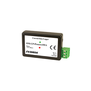 4-20mA Data Logger (±20mA & ±160mA) | OM-CP-PROCESS101A-20MA and OM-CP-PROCESS101A-160MA