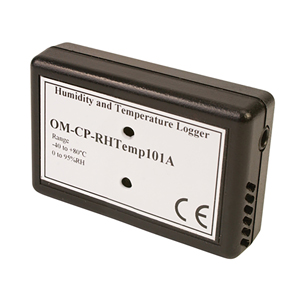 Humidity and Temperature Logger | OM-CP-RHTEMP101A
