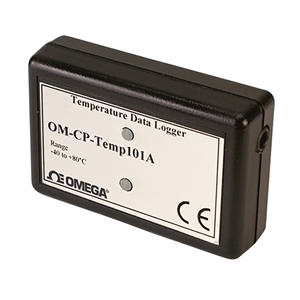 Temperature Data Logger, Part of the NOMAD Family | OM-CP-TEMP101A