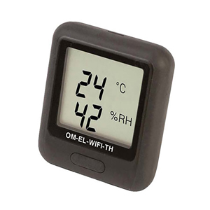Temperature and Humidity Wireless Data Logger - Order Online | OM-EL-WIFI Series