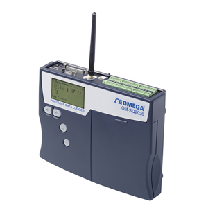 portable data logger with universal input | OM-SQ2020