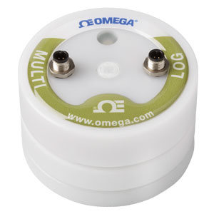Temperature/Humidity Data Logger with 2 Universal External Inputs   OMYL-M90