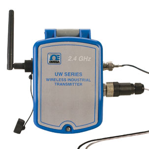 Weather Resistant Wireless pH/Temperature Transmitter | UWPH-2A-NEMA-M12 Series