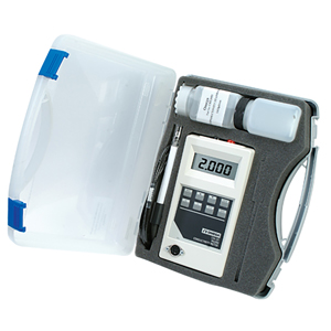 Portable Conductivity/Resistivity/TDS/Salinity Meter | CDH-287-KIT