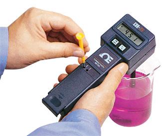 Medidores Digitais Portáteis para Medição de Condutividade com Quatro Intervalos | CDH-80MS