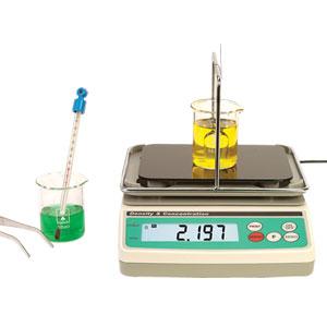 Comprobador de densidad relativa  y concentración | Serie DCB80