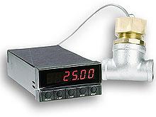 Medidor de Taxa/Totalizador com 6 Dígitos para Montagem 1/8 DIN | Série DPF701