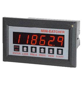 Frequencímetro/Totalizador Duplo ⅛ DINDois Medidores de Frequência e Totalizadores Separados com Função de Combinação | Série DPF80