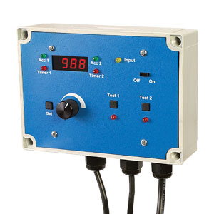 Dual Pulse Timer | DPT35 Series