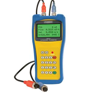 Medidor de Vazão Ultrassônico Portátil | OMEGA Engineering | FDT-21