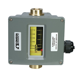 In-line Flowmeters With Limit Switches | FL-6100B, FL-6300B, FL-6700B, FL-7600B and FL-7900B