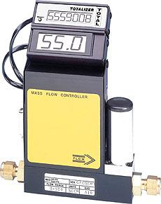 Controladores de Vazão de Massa Gasosa Com ou Sem Display Integrado | Série FMA5400