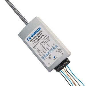 Transmissor Industrial de Velocidade do Ar Com Relé Embutido | Série FMA900A