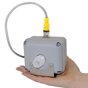 Medidor Magnético para Baixa Vazão | Série FMG80