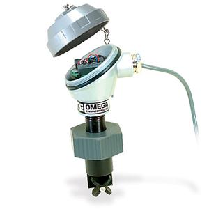 Transmissor/Sensor de Vazão e Temperatua Tipo Rotor | Série FP7002