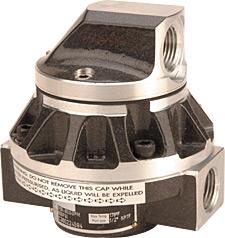 Medidores Tipo Deslicamento Positivo para Alta Vazão de Líquidos Viscosos   FPD1004