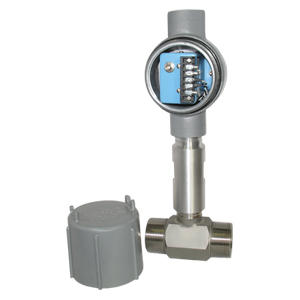 Turbine Flowmeters with Economical Ball Bearing Design | FTB-100 Series