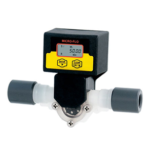 Micro-flow sensor with display - order online | FTB300 Series