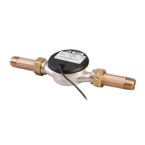 Long-life Pulse Output Water Meters For Rate Indication and Totalization   FTB4605 FTB4607