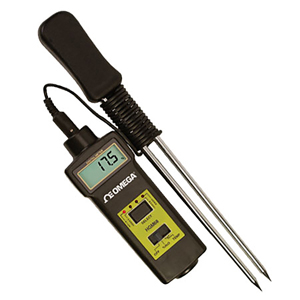 Handheld Digital Grain Moisture Meter | HGM Series