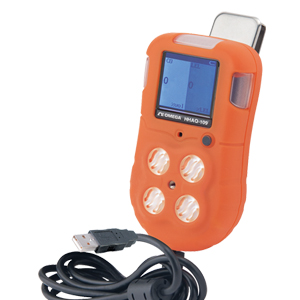 Methane and Carbon Monoxide Concentration Handheld Meter | Gas Concentration | HHAQ-109
