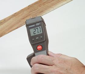 Levný digitální měřič vlhkosti dřeva | HHMM690