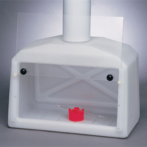 Small Molded Benchtop Fume Hood | LAB-500000002