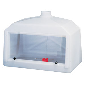 Large Molded Fume Hood | LAB-500000000 Series